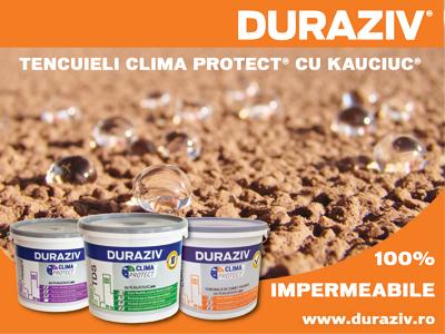 DURAZIV Clima Protect® Cu Kauciuc®