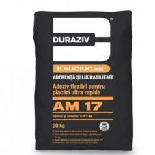 DURAZIV AM 17 Pentru Placări Ultra Rapide