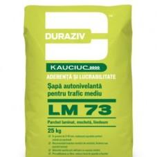 DURAZIV LM 73 Șapă Autonivelantă