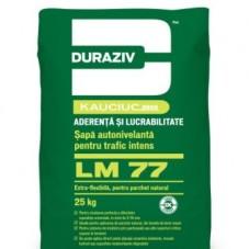 DURAZIV LM 77 Șapă Autonivelantă Pentru Trafic Intens