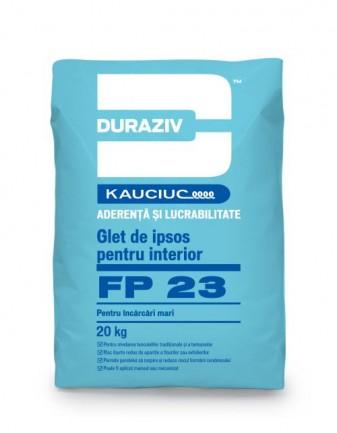 DURAZIV FP 23 Glet De Ipsos Pentru Interior