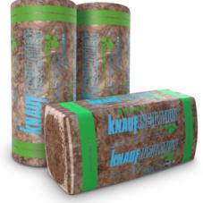 Vată Minerală  De Sticlă KNAUF Insulation, Cu Tehnologie ECOSE®, Livrată Sub Formă De Role Sau Placi.