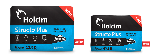 Ciment Holcim Structo Plus