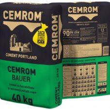 Ciment Cemrom Bauer CEM II/B-LL 32,5R 40 Kg
